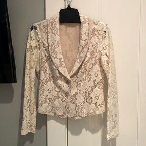 Cabi Lace Jacket